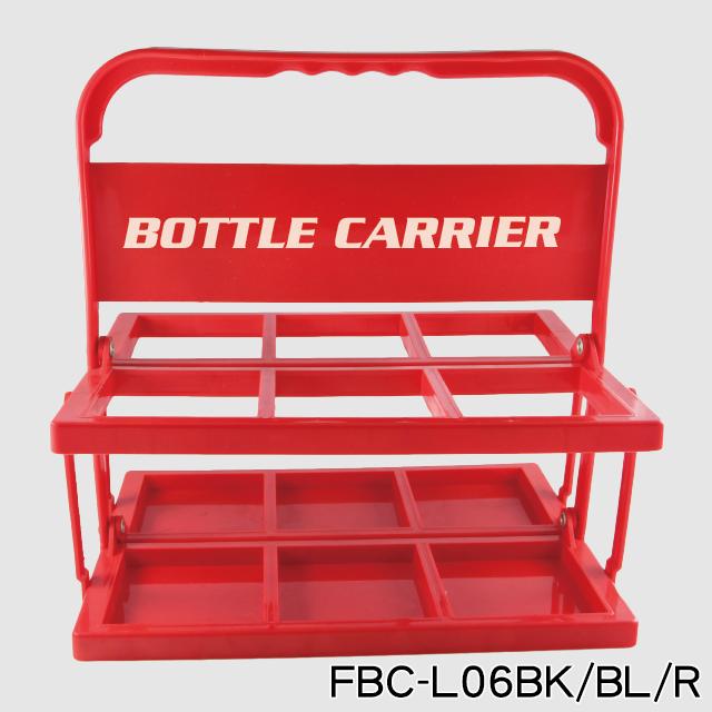 Foldable Bottle Carrier